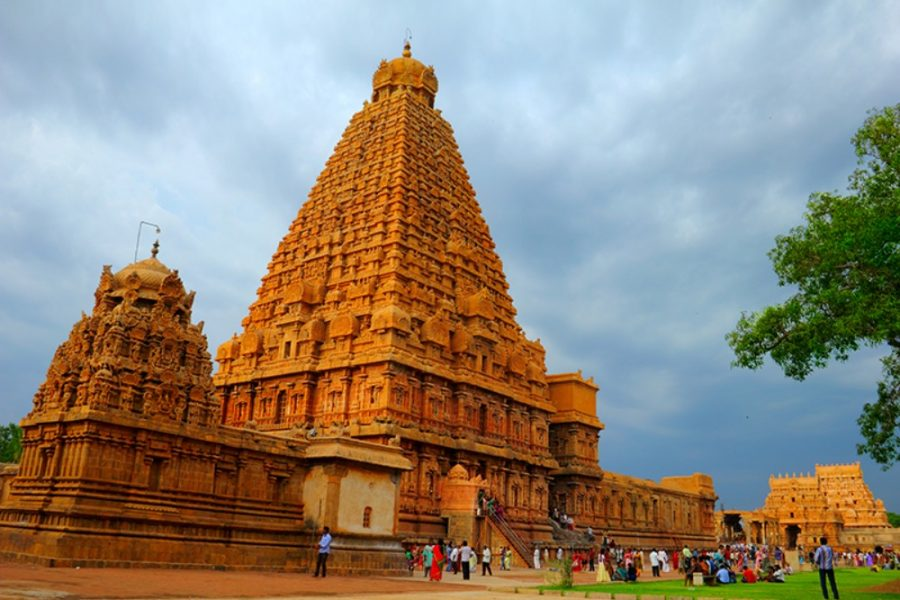 Tanjore Temple South India Tour